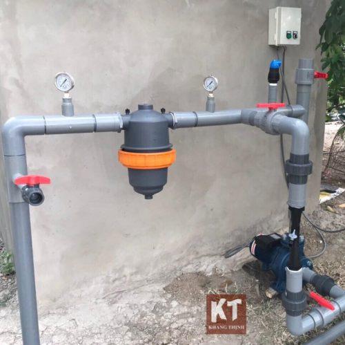 Đồng hồ đo áp lực nước