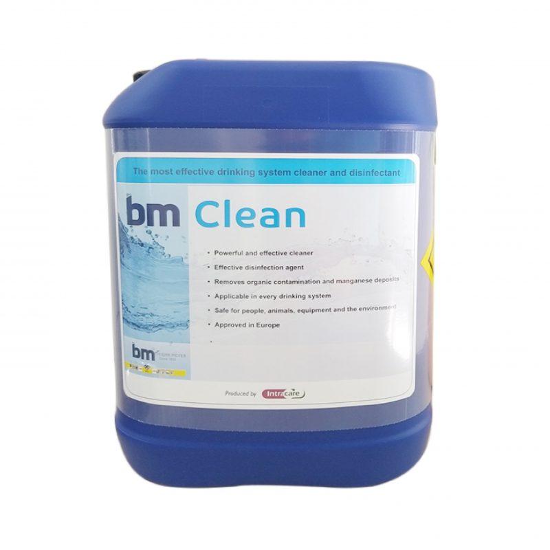VỆ SINH ĐƯỜNG ỐNG BM CLEAN (Hydrogen peroxide)