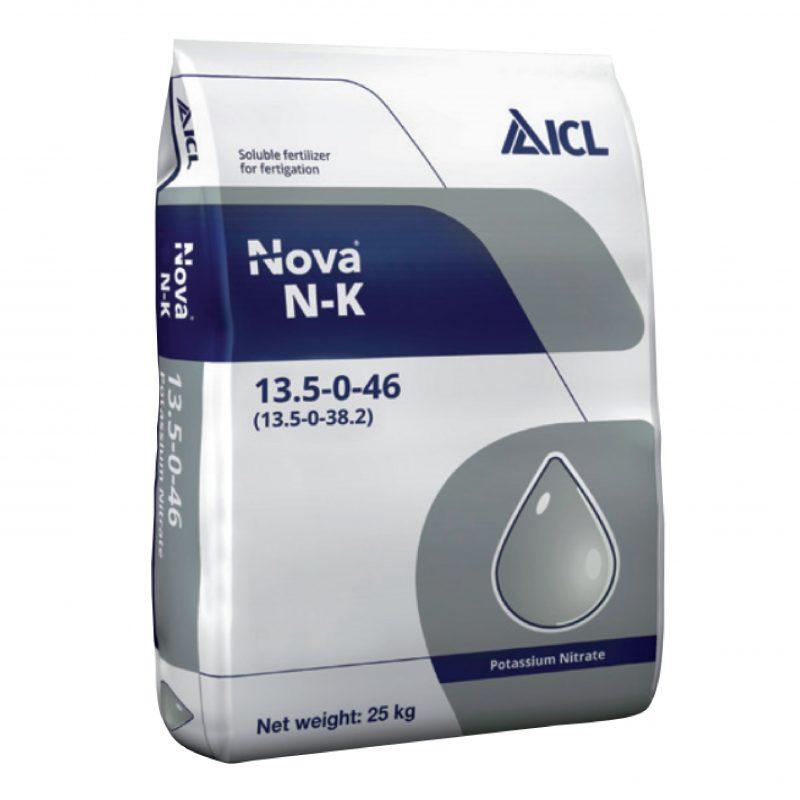 Phân bón Nova N-K 13.5-0-46