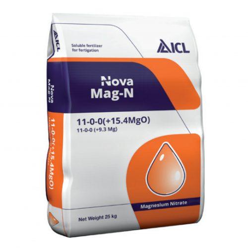 Phân bón Nova Mag-N 11-0-0+15.4MgO (Magnesium Nitrate) (25kg/bao) - ICL