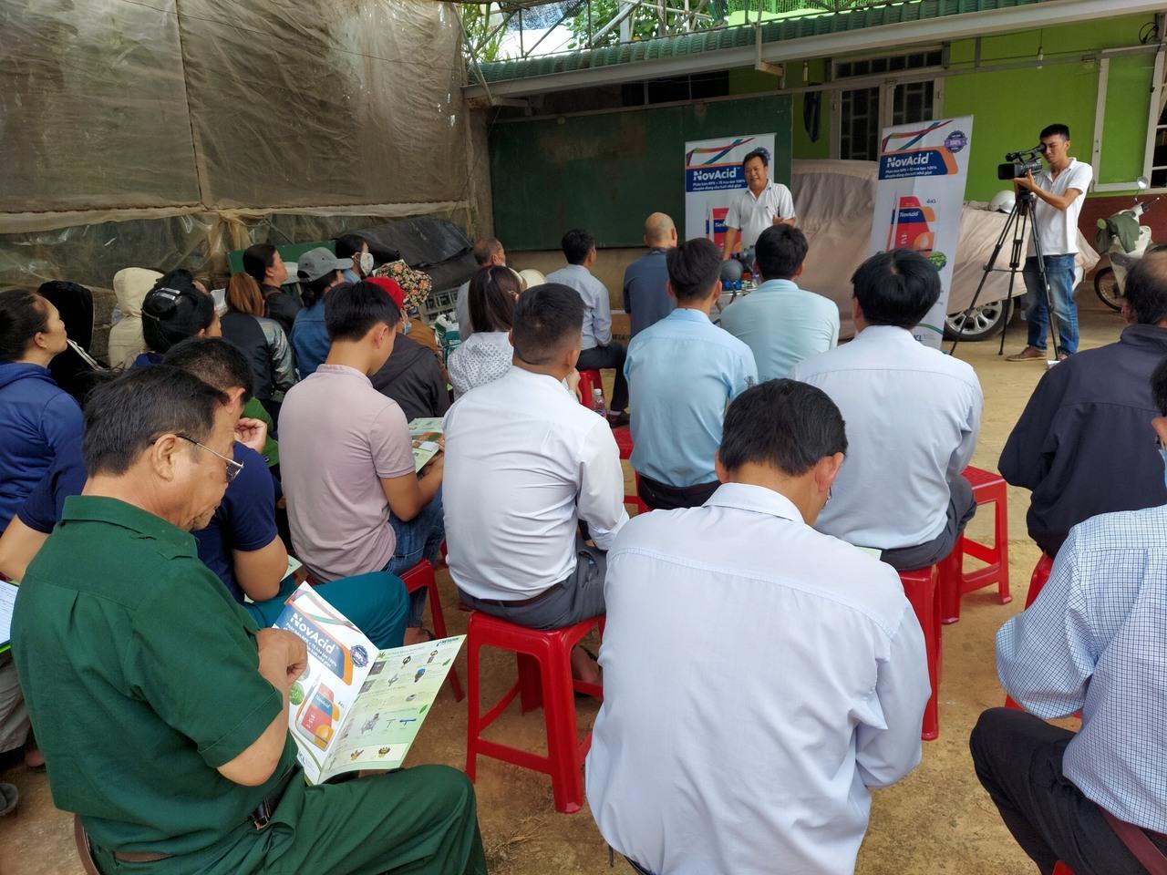 Dự án khu vực Lâm Đồng